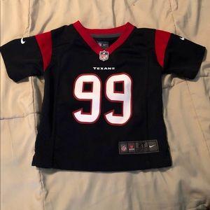 Toddler Texan jersey